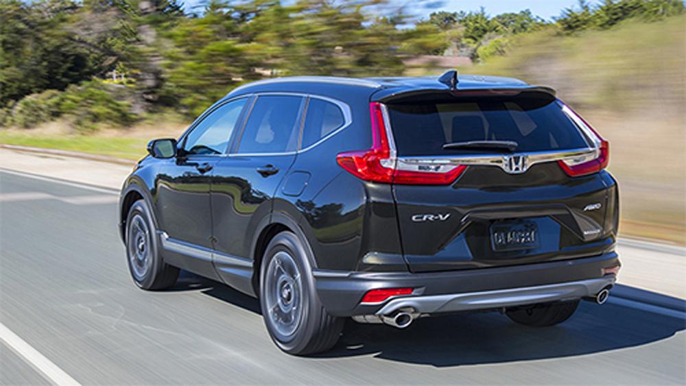 Honda triệu hồi CR-V vì lỗi túi khí nổ 'ngẫu hứng'